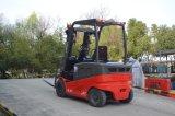 Forklift 4-Wheel do contrapeso da bateria de Mima com bateria chinesa