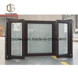Double vitrage à isolation thermique de la fenêtre en aluminium