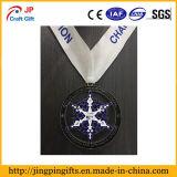 Medallas de metal refinado personalizadas para regalos