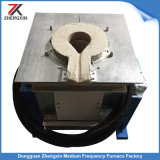 20kg de frecuencia media Iron/Steel Melting Kgps Induction Furnace