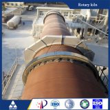 Cal horno rotativo de alta capacidad para la producción de cemento