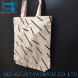 Ruiding de promotion de la mousseline de coton imprimé personnalisé de l'environnement des sacs pour le shopping