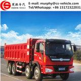 Sinotrukの頑丈な371HPダンプトラック8X4 40tons鉱山のダンプカートラック