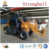 Strongbull nueva Pala de ruedas fuertes (zl08) con la hoja de nieve