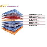 Las ventas de la fábrica de materiales de construcción metálica revestimiento de piedra Teja