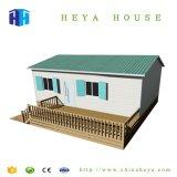 Kit de casa mobilada Prefab House 3 Quartos para viver