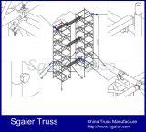 Schicht-Binder, bestes Preis Cuplock Baugerüst, Baugerüst für hängenden Lautsprecher