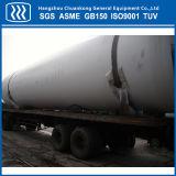 ASME GBの証明のステンレス鋼の水平の液体の貯蔵タンク