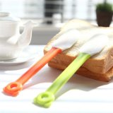 Alimento Grade Multi-Color Silicone Spatula per Bread/Cake/Chocolate