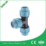 Acessórios para guindastes de mangueira de polipropileno Conectores de tubos de plástico Acessórios de tubos de polipropileno
