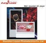 18,5 pouces LCD Affichage de la publicité TFT LCD Media Player Lecteur vidéo multimédia de réseau WiFi Full HD LED de couleur Digital Signage passager l'écran de l'élévateur