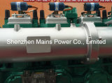 generatore del biogas del generatore del gas naturale di 375kVA 300kw Yuchai