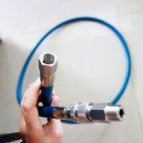 Coupleur rapide des embouts de durites solides solubles 304 pour des pipes de matériel de canon de protection contre les incendies