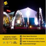 Hochzeits-Festzelt-Zelt 20m Überspannungs-Breiten-freier Raum Belüftung-Windows (hy023b)