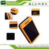 OEM / 개인 상표 방수 태양열 충전기 5000MAH 휴대 전화 전원 은행