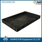 caixa antiestática condutora da caixa antiestática condutora do ESD da bandeja da bandeja do ESD da bandeja 3W-9805113-2