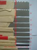 La fascia bimetallica del bene durevole di M42 M51 5800*41*1.3mm ha veduto