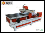La gravure sur bois CNC La Publicité du vérin de la machine CNC Router