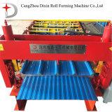 Roulis de double couche de Dx formant la machine
