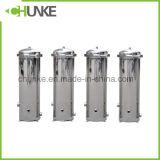 Ss304 macchina industriale di filtrazione dell'acqua della custodia di filtro della cartuccia di obbligazione pp