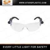 Lunettes de protection Lunettes de soleil Lunettes de sécurité LED