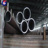 Tubo laminado en caliente del cuadrado del acero de carbón