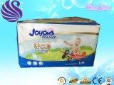 Heiße Verkaufs-Qualitäts-ökonomische weiche Wegwerfwindeln für alle Babys