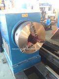 De zware industrie leidt Speciale CNC van de Lijn van de Kruising Scherpe Machine 5 het Plasma van de As door buizen en de Machines van de Snijder van de Vlam
