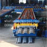 Azulejo de la cubierta de suelo de acero del color del SGS que hace el rodillo que forma la máquina