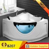 Badkuip van de Massage van de Badkamers van de manier de Sanitary Ware Acrylic SPA (KB211)