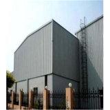판매를 위한 샌드위치 유형 Prefabricated 가벼운 강철 구조물 작업장
