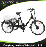 Light Aluminium Alloy Frame Electric Cargo Tricycle