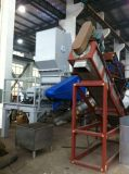 O frasco Waste do PVC recicl a linha