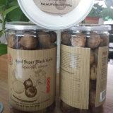 Único alho preto da boa qualidade da fermentação