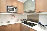 2017 de Moderne Keukenkast Yb1709330 van het Meubilair van de Lak van het Ontwerp Houten