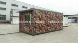 2016 casas móveis pré-fabricadas do verde da venda/Prefab ambientais quentes