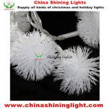 白いカラーLEDクリスマスの休日の新年党装飾ライト