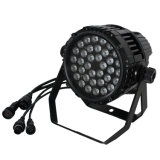 Guangzhou 3W*36 Waterproof LED Light PAR Can