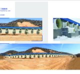China Factory 45500 CMH Barato preço Exaustor de aves de capoeira