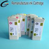 고품질 HP 유액 L26100 L26500 L28500 잉크 카트리지 792를 위한 다시 태어난 잉크 카트리지