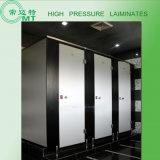 Compacto para la partición de cuarto de baño/laminado de alta presión/HPL