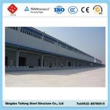 La luz de bajo coste de almacén de prefabricados de acero
