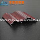 Profil en aluminium de barre pour la fabrication de porte de guichet
