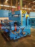 Máquina que raja del metal automático hidráulico
