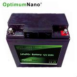 LiFePO4 bateria 12V 20ah para o trole de golfe