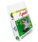 Material transparente de PP de plástico de tecidos de recusar o saco de Química de lixo
