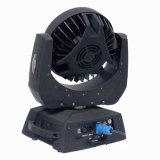 Iluminação de palco 36*18W UV RGBWA 6 em 1 LED de lavar a cabeça em movimento