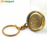 고객 디자인 로고를 위한 Fashiona 금속 Keychain