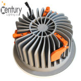 고품질 5 인치 30W LED Downlight AC85-265V 2800-3000lm