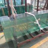 Boîtiers Frameless écrans de douche 10mm verre de sécurité trempé clair